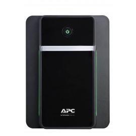 UPS APC Back-UPS 1600VA. 230V. AVR. Schuko Sockets - BX1600MI-GR - 0731304410874