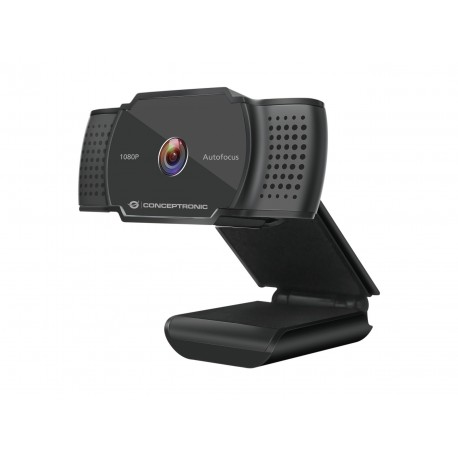 WebCam CONCEPTRONIC AMDIS06B 1080P/2K Interpolated  AUTOFOCUS WITH MICROPHONE - 4015867225042