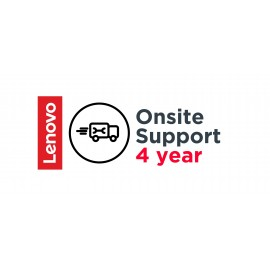 Lenovo 4Y Onsite Upgrade From 3Y Onsite