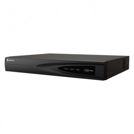 Safire SF-XVR6108AS-1FACE Videogravador 5n1 Safire 8CH HDTVI/HDCVI/AHD/CVBS/ 8+2 IP - 8435325451800