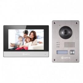 Safire SF-VIK004-S-2 Kit de Videoporteiro Tecnologia 2 fios - 8435325451961
