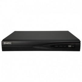 Safire SF-XVR8104AS-4KL-1FACE Videogravador 5n1 Safire Audio sobre cabo coaxial - 8435325451824