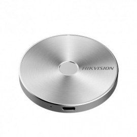 Hikvision HS-ESSD-T100F-512G-B16 Disco Rígido Portátil SSD 512 GB USB Alumínio
