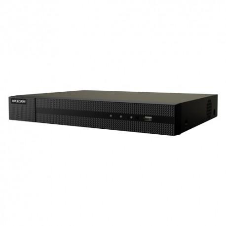 Hiwatch HWN-5208MH Gravador NVR para Câmaras IP 8 CH Video até 8 Mpx