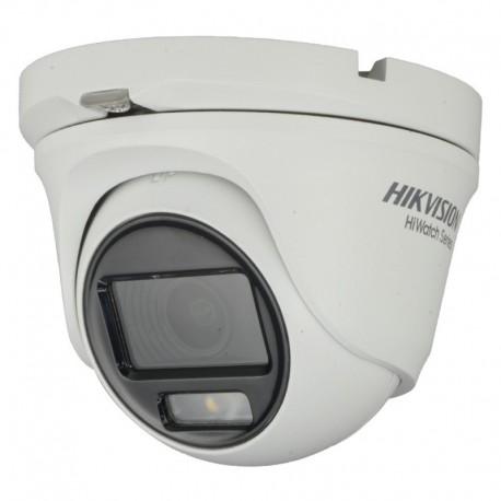 Hiwatch HWT-T129-M Câmara HD 1080p 4 em 1 HDTVI HDCVI AHD CVBS 2.8 mm IR20m IP66 - 6941264068440
