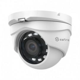 Safire SF-T942-2E4N1 Câmara Turret ECO 4 em 1 HDTVI HDCVI AHD e Analógica, 2 Mpx, 2.8 mm, IR25m, IP67 - 8435325447339