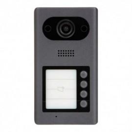 X-Security XS-3211E-MB4-V3 Videoporteiro IP Camara 2Mpx grande angular - 8435325453330