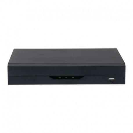 X-Security XS-NVR3108-4K-1FACE Gravador NVR para Câmaras IP 8 CH Video IP até 12 Mpx, Reconhecimento. 1 CH Facial, 2 CH Humano e Veículos - 8435325452364