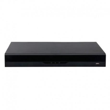 X-Security XS-NVR3216A-4K16P-1FACE Gravador NVR para Câmaras IP 16 CH video IP e 16 portas PoE - 8435325452340