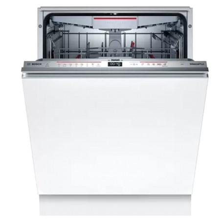 Máquina de Lavar Louça de Encastre Bosch SMV6ECX93E 60 cm 13 Conjuntos Home Connect Wi-Fi EfficientDry PowerZone SpeedPerfect+ - 4242005214501