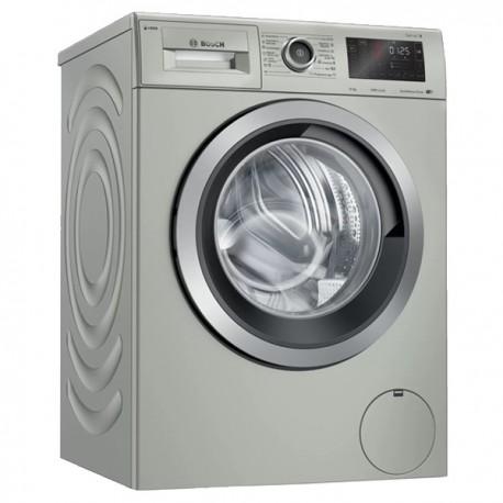 Máquina de Lavar Roupa BOSCH WAL28PHXES de Livre Instalação Entrada Frontal 10 Kg 1400 RPM Cinzento Inox - 4242005267170