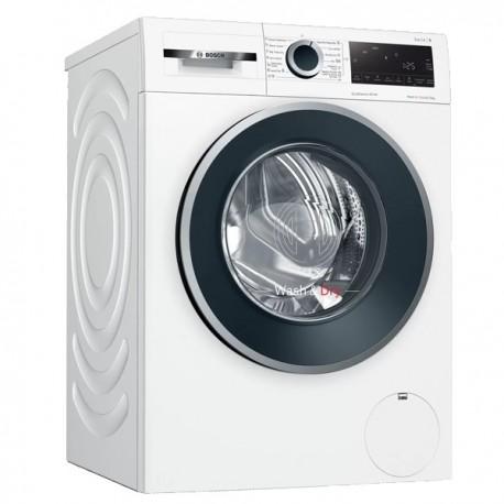 Máquina de Lavar e Secar Roupa BOSCH WNG25400ES de Livre Instalação 10/6 Kg 1400 RPM Branco - 4242005223879