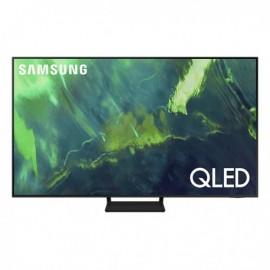 """TV QLED SAMSUNG Series 7 QE55Q70AATXXC 138 cm 55"""" 4K Ultra HD Smart TV Wi-Fi Preto - 8806092075924"""
