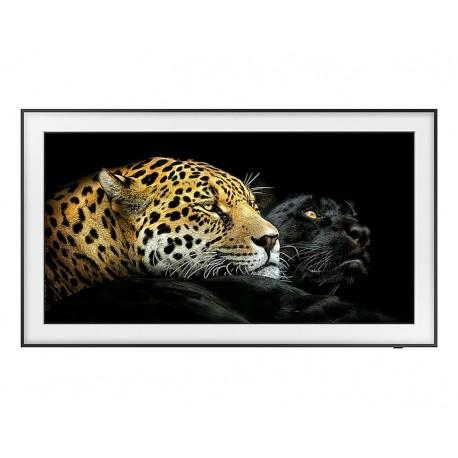 """TV QLED Samsung The Frame QE43LS03AAUXXC 109,2 cm 43"""" 4K Ultra HD Smart TV Wi-Fi Preto - 8806092150799"""