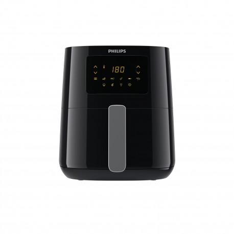 Philips Essential Airfryer Fritadeira com Tecnologia Rapid Air, Ar Quente, Individual, 0,8 kg, 4,1 l, Preto - HD9252 HD9252/70 - 8710103975502
