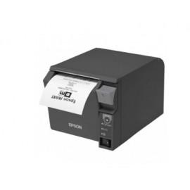 Impressora EPSON TM-T70II 025C0 UB-E04 + USB. PS. Preto - 8715946620534