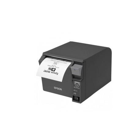 Impressora EPSON TM-T70II 025C0: UB-E04 + USB. PS. Preto - 8715946620534