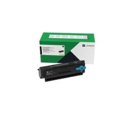 Toner LEXMARK 55B2H00 Preto De Retorno 15K A 5% - MS331 431. MX331 431