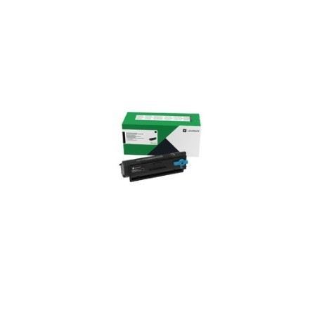 Toner LEXMARK 55B2H00 Preto De Retorno 15K A 5% - MS331/431. MX331/431