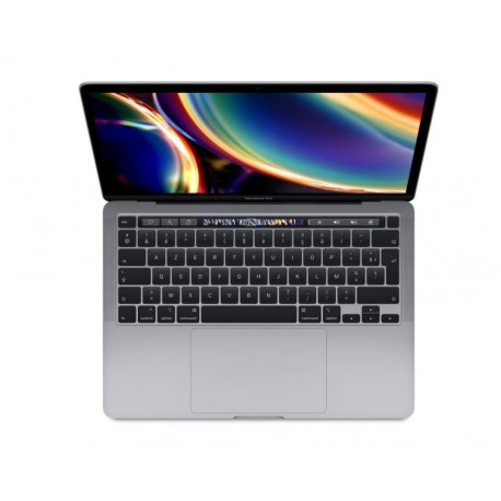 APPLE MacBook Pro 13P C/Touch QC I5 1.4GHz 16GB LPDDR3 256GB SSD Intel Iris 645 MXK32PO Spc Gry