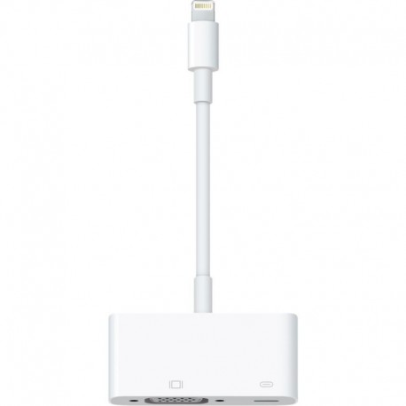 APPLE Lightning To VGA Adapter MD825ZM/A - 4547597815595