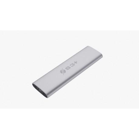 SSD Externo USB 3.2 Type-C S3+ 1TB - 7629999127135