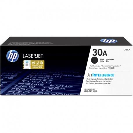 Toner HP 30A Preto - LaserJet Pro M203d. M203dn. M203dw. MFP M227fdn. MFP M227fdw. MFP M227sdn - 0889894797452