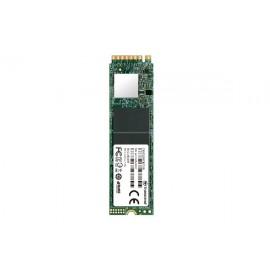 SSD M.2 2280 PCIe NVMe Transcend 512GB 110S -1700R/900W-160K/140K IOPs - 0760557841708