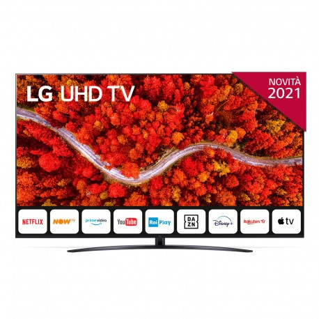 """TV LG 75UP81006LA 190,5 cm 75"""" 4K Ultra HD Smart TV Wi-Fi Azul - 8806091154910"""