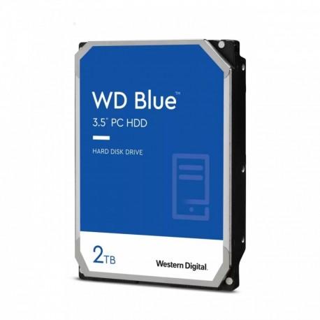 Disco 3.5 2TB WD Blue 256Mb SATA 6Gb/s 7200rpm - 0718037877501