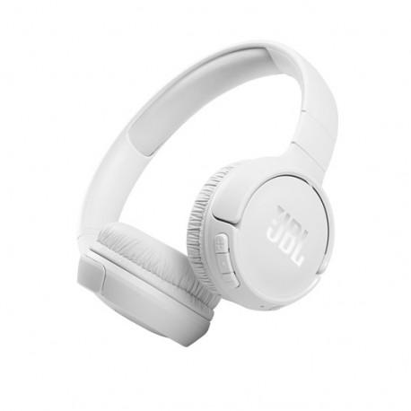 Auscultadores JBL Tune BT T510 Branco - 6925281987632