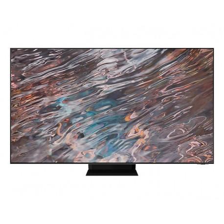 """TV QLED Samsung Series 8 QE85QN800ATXXC TV 2,16 m 85"""" 8K Ultra HD Smart TV Wi-Fi Inox - 8806092020436"""