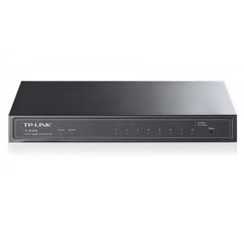 Switch C Gestao TP-Link 8 Portas Pure Gigabit Smart Switch - TL-SG2008 - 6935364010546