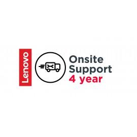 Lenovo Warranty 4YR Onsite