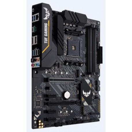 MB ASUS AMD B450 SKT AM4 TUF GAMING B450-PLUS II 4DDR4 DVI/HDMI ATX - 4718017957489