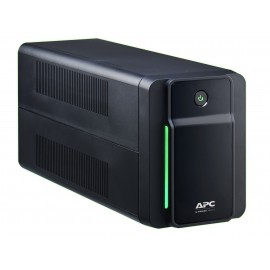 UPS APC Back-UPS 750VA. 230V. AVR. IEC Sockets - 0731304410799