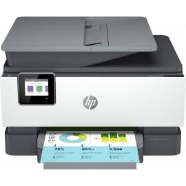 Impressora HP Multifunçoes OfficeJet Pro 9012e - Basalt - 0195161213915