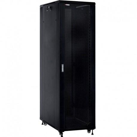 "Bastidor De Chao Serie RSB Server WP RACK 19"" 42U 600x1000mm Mounted. Black RAL 9005 - 8056045875662"