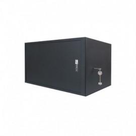 "Bastidor Mural WP RACK 19"" RWS Series 12U WxDxH: 560x600x580 Mm. Black RAL 9005 - 8056045878885"