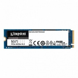 SSD M.2 2280 PCIe NVMe Kingston 2TB NV1-2100R/1700W - 0740617316889