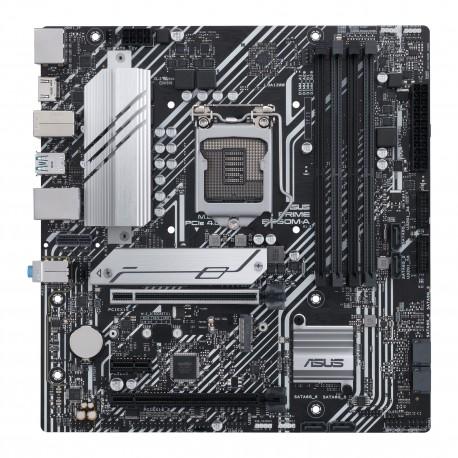 MB ASUS PRIME B560M-A. SK LGA1200 4DDR4 HDMI/DP MATX - 4711081130376