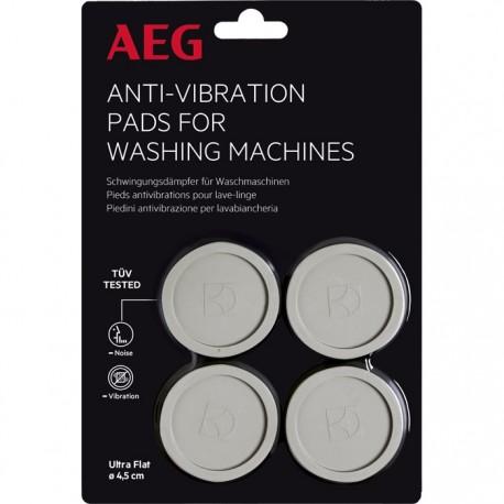 AEG A4WZPA02 Kit Anti Vibração para Máquina de Roupa, 4 Pés - 7321423097440