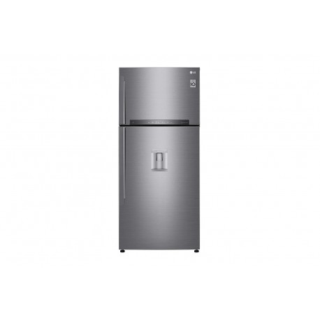 Frigorífico com Congelador LG GTF916PZPYD de Livre Instalação No Frost 184 cm 592 L Inox - 8806098756933