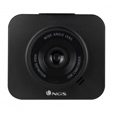 NGS Owl Ural Full HD 1920 x 1080 px, 120º, 5 MP, 30 fps, Preto - 8435430616064