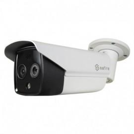 Safire SF-IPTB792DA-10D4 Camara Térmica Dual IP 160x120 VOx Lente 10mm - 8435325454306