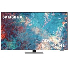 """TV QLED Samsung Series 8 QE75QN85AAT 190,5 cm 75"""" 4K Ultra HD Smart TV Wi-Fi Prateado - 8806090979927"""