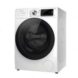 WHIRLPOOL W6 W845WR SPT Máquina de Lavar Roupa, de Livre Instalação, Entrada Frontal, 8 Kg, 1400 RPM, Branco