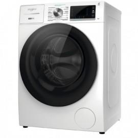 WHIRLPOOL W7X W845WR SPT Máquina de Lavar Roupa, de Livre Instalação, Entrada Frontal, 8 Kg, 1400 RPM, Branco