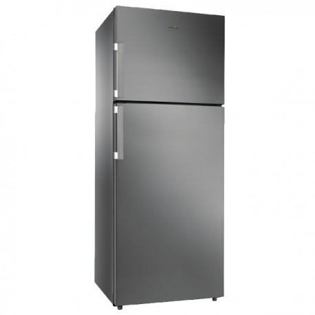 Whirlpool WT70I831X Frigorífico com Congelador de Livre Instalação, No Frost, 180 cm, 423 L, Inox - 8003437623158