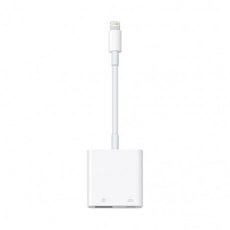 APPLE Lightning To USB 3 Camera Adapter - MK0W2ZM/A - 0888462314565